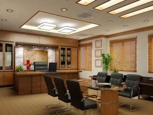 Giá thành sửa chữa nội thất phòng phó giám đốc