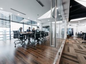 Giá thành thiết kế nội thất phòng nhân viên