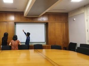 Báo giá thi công nội thất phòng họp
