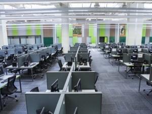 Đơn giá sửa chữa nội thất không gian làm việc chung