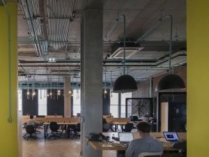 Giá thành sửa chữa nội thất khu làm việc chung