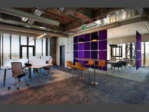 Giá thành thiết kế nội thất khu làm việc chung