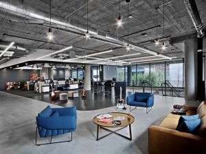 Báo giá thiết kế nội thất khu làm việc chung