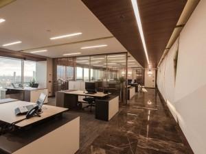 Báo giá cải tạo nội thất khu làm việc chung