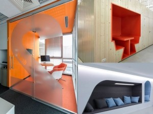 Bản vẽ cải tạo nội thất không gian sáng tạo