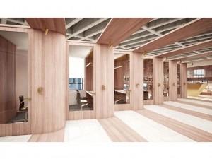 Chi phí thi công nội thất không gian sáng tạo