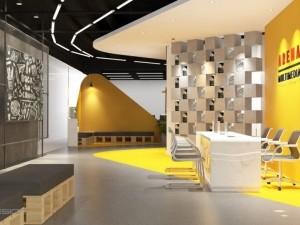 Báo giá thi công nội thất không gian sáng tạo