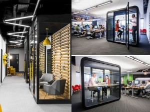 Báo giá thiết kế nội thất không gian sáng tạo