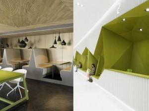 Dự toán thiết kế nội thất không gian sáng tạo