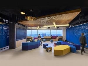 Bản vẽ cải tạo nội thất sảnh Lounge