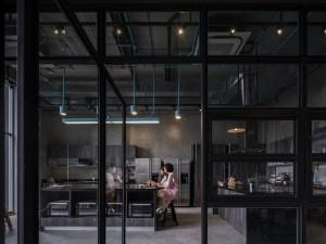 Khái toán thiết kế nội thất sảnh Lounge