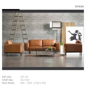 Sofa văn phòng DV-836
