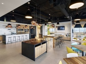 Dự toán cải tạo nội thất sảnh Lounge