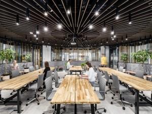 Thiết kế văn phòng theo phong cách Scandinavian- Bắc Âu