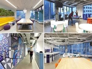 Phong cách thiết kế văn phòng nghệ thuật Art Decor