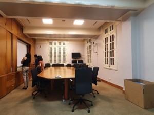 Đơn giá cải tạo nội thất phòng họp
