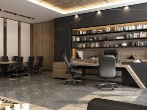 Mẫu nội thất văn phòng 800m2 Leadvisors Tower