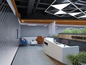 Mẫu nội thất văn phòng khu 1 số 6 Nguyễn Hoàng