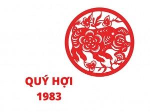 Phong thủy bàn làm việc tuổi Quý Hợi 1983