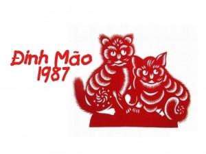 Phong thủy bàn làm việc tuổi Đinh Mão 1987