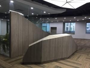 Mẫu nội thất văn phòng 750m2 519 Kim Mã