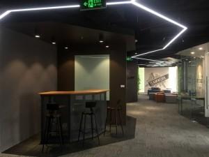 Mẫu nội thất văn phòng tại số 28 Trần Bình