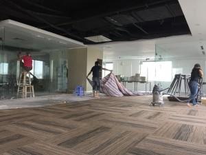 Thi công nội thất văn phòng 519 Kim Mã