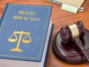 Download Bộ luật hình sự 2015