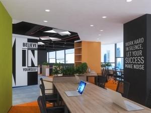 Báo giá thiết kế nội thất phòng họp