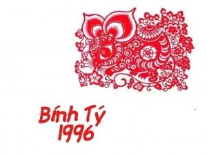 Phong thủy bàn làm việc tuổi Bính Tý 1996