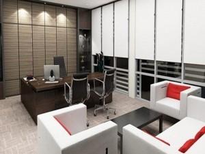 Đơn giá thiết kế nội thất phòng giám đốc