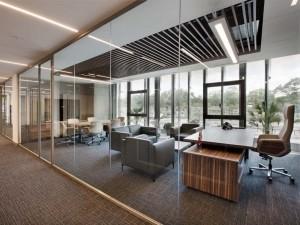 Khái toán thiết kế nội thất phòng giám đốc