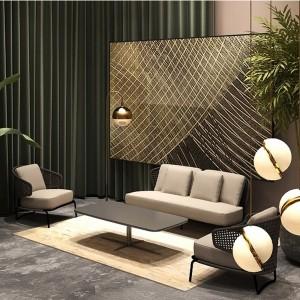 Sofa văn phòng S-126