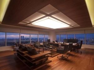 Chi phí thiết kế nội thất phòng phó giám đốc