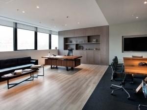 Chi phí cải tạo nội thất phòng phó giám đốc