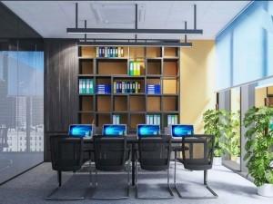 Dự án thiết kế văn phòng 60 chỗ ngồi tại phường Mỹ Đình 2