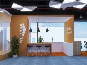 Thi công nội thất Coworking Space khu 2 GNG Media