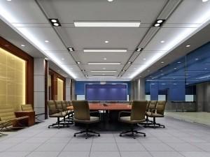 Chi phí thiết kế nội thất phòng meeting