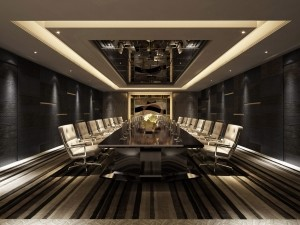 Đơn giá thiết kế nội thất phòng meeting