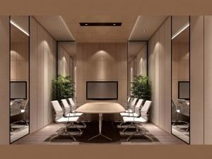Dự toán cải tạo nội thất phòng meeting