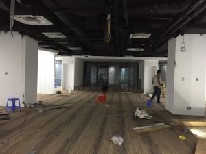 Cải tạo nội thất văn phòng 519 Kim Mã