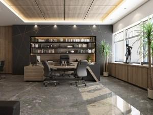 Cải tạo nội thất phòng giám đốc