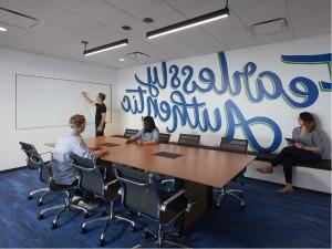 Đơn giá thi công nội thất phòng meeting