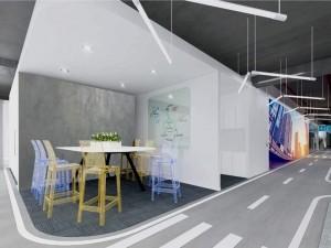 Cải tạo nội thất phòng meeting