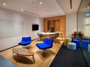 Dự toán thiết kế nội thất phòng lãnh đạo