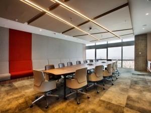 Đơn giá thiết kế nội thất phòng lãnh đạo