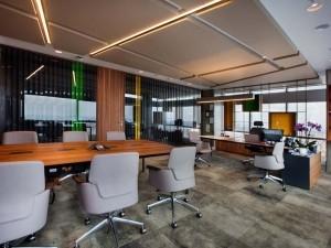 Chi phí thiết kế nội thất phòng lãnh đạo