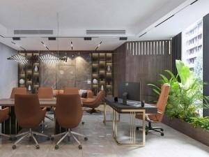 Dự án thiết kế văn phòng 805m2 tại 36 Phạm Văn Đồng