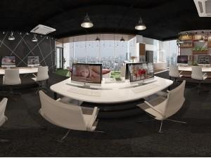 Cải tạo nội thất Coworking Space EGM Media