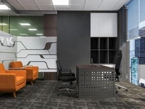 Cải tạo nội thất Coworking Space Bigstar